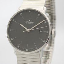 Junghans Steel 39,1mm Automatic 027/4833.44 new