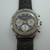 Mathey-Tissot Steel Manual winding pre-owned
