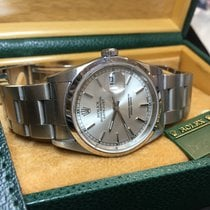 Rolex Datejust - 16200 - Silver - 2005 - Full Set Great Condition