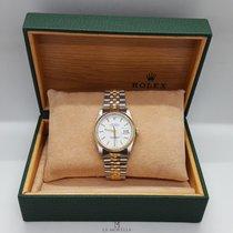 Rolex Datejust jubilè white dial