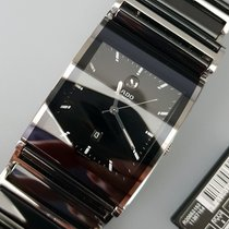 Rado Integral Steel 31mm Black No numerals