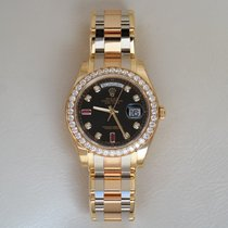 Rolex Yellow gold 39mm Automatic 18948 Tri new UAE, Gold and Diamond Park Bldg 5 Shop 6 Dubai