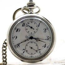 Zenith Kronograf 52mm Elle kurmalı 1900 ikinci el Sarı