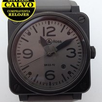 Bell & Ross 42mm Automatic 2012 pre-owned BR 03 (Submodel)