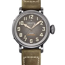 Zenith Pilot Type 20 Extra Special Steel 40mm Grey