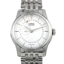 Oris Artelier Small Second Steel 42mm Silver United States of America, Pennsylvania, Southampton