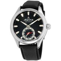 Alpina Staal 44mm Quartz AL-285BS5AQ6 nieuw