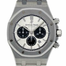 Audemars Piguet Royal Oak Chronograph Steel 41mm Silver United States of America, Florida, 33132