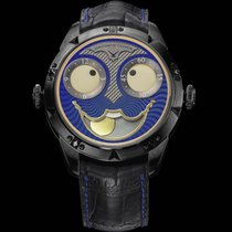 Konstantin Chaykin 鋼 42mm 自動發條 Night Joker 新的