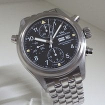 IWC Pilot Double Chronograph 3711 1998 pre-owned