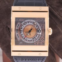 HD3 Idalgo Rose gold 39mm Arabic numerals