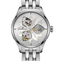 Hamilton Jazzmaster Lady Steel 34mm Mother of pearl