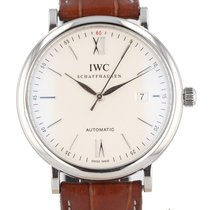 IWC Portofino Automatic Steel 40mm Silver United States of America, New Hampshire, Nashua