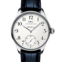IWC Portuguese Hand-Wound IW544202 novo