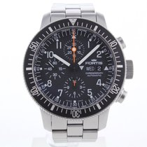 Fortis B-42 Official Cosmonauts Steel 44mm Arabic numerals