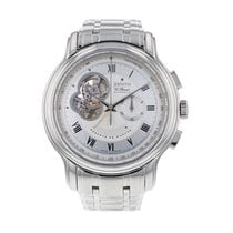 Zenith El Primero Chronomaster pre-owned 45mm White Chronograph Steel