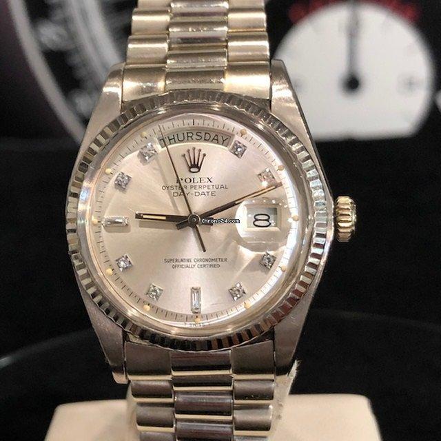 Rolex Day-Date 36 1803 1977 подержанные