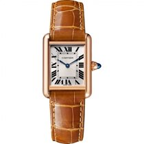 Cartier WGTA0010 Yellow gold Tank Louis Cartier 29.5mm new United States of America, Florida, Miami