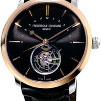 Frederique Constant Manufacture Tourbillon Steel Grey United States of America, New York, Brooklyn