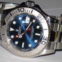 Rolex Yacht-Master Date Platinum Bezel 116622