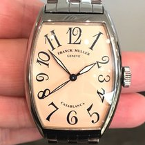 Franck Muller 32mm Automatic 2000 pre-owned Casablanca