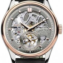 Armand Nicolet LS8 Small Second Limited Edition 8620S-GL-P713GR2