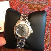 TAG Heuer Link Lady pre-owned Steel