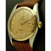 Rolex | Datejust Steel and Pink Gold, made in 1950