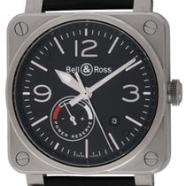 Bell & Ross : BR 03-97 Power Reserve :  BR03-97-S : ...
