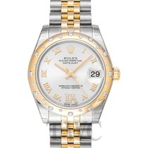 Rolex 178343 Oro amarillo Lady-Datejust 31mm nuevo
