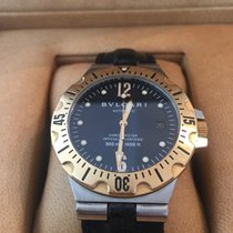 Bulgari Diagono Professional Scuba SD 40 SG Gold