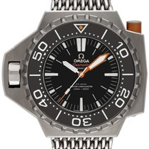 Omega Seamaster PloProf new 2019 Automatic Watch with original box and original papers 227.90.55.21.01.001