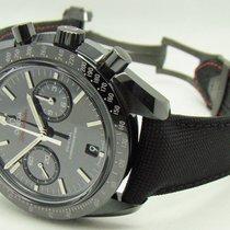 Omega Speedmaster Professional Moonwatch Κεραμικό 44.2mm Μαύρο Xωρίς ψηφία