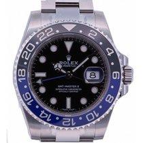 ロレックス (Rolex) Gmt-Master II 116710BLNR Oman New
