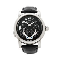Montblanc Steel 43mm Automatic 106488 new
