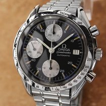 Omega Speedmaster Men's Swiss 1990s Stainless 38mm Chronograph...