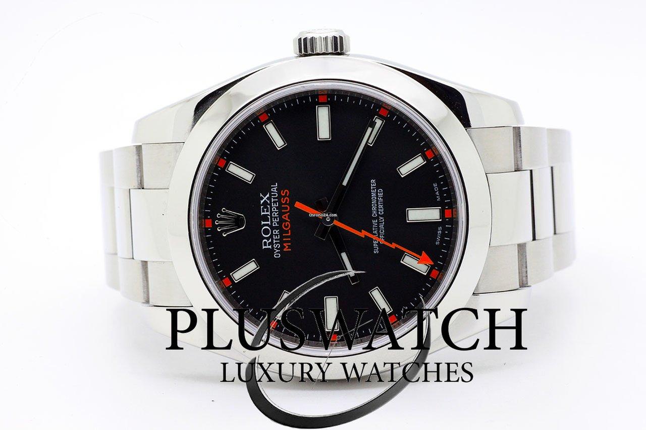 a99121d262f Rolex Milgauss usati - 407 offerte