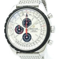 Breitling Chrono-Matic Automatic Stainless Steel Men's Sports...