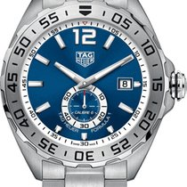 TAG Heuer Formula 1 Calibre 6 Steel 43mm Blue United States of America, New York, Airmont