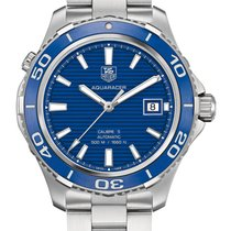 TAG Heuer Aquaracer 500M new 2019 Automatic Watch with original box and original papers WAK2111.BA0830