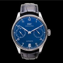 IWC Steel 42.30mm Automatic IW500710 new