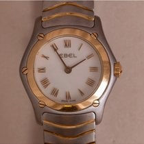 Ebel Classic tweedehands 24mm Staal