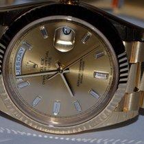 Rolex Oro amarillo Automático Oro Sin cifras 40mm nuevo Day-Date 40
