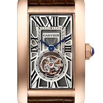 Cartier Tank American Flying Tourbillon