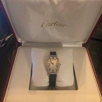 Cartier Tonneau new 39.2mm White gold