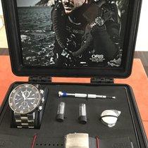 Oris ProDiver Chronograph nuevo 51mm Titanio