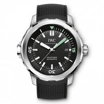 IWC Aquatimer Automatic Steel 42mm Black No numerals United States of America, Iowa, Des Moines