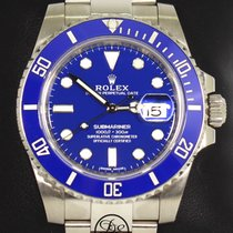 Rolex Submariner Date 116619 LB pre-owned