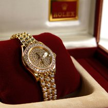 Rolex Lady-Datejust Pearlmaster Yellow gold 29mm Yellow United States of America, Virginia, Vienna