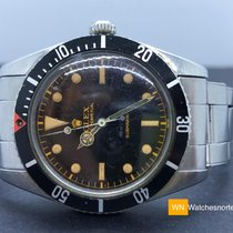 Rolex Submariner (No Date) tweedehands 38mm Staal